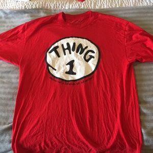 Thing 1 Tee from Universal Studios FL